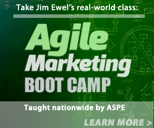 ASPE-ROI agile marketing course