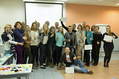 Agile Marketing Russia